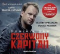 Czerwony kapitan, Dominik Dan - audiobook płyta CD mp3