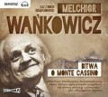 Bitwa o Monte Cassino, Melchior Wańkowicz - audiobook płyta CD - mp3