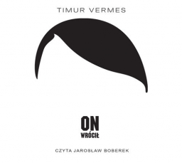 On wrócił, Timur Vermes - audiobook płyta CD mp3