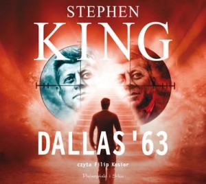 Dallas '63, Stephen King - audiobook na płycie CD mp3
