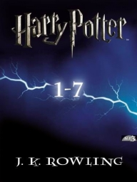 Pakiet: Harry Potter, J. K. Rowling, tomy I-VII - audiobooki płyty CD mp3