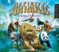Pakiet Spirit Animals, tomy 1-7 - audiobooki na płytach CD mp3
