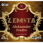 Zemsta, Aleksander Fredro - audiobook płyta CD mp3