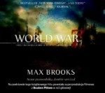 World War Z, Max Brooks - audiobook płyta CD mp3