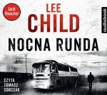 Nocna Runda, Lee Child - audiobook na płycie CD mp3