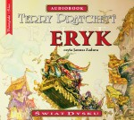 Eryk, Terry Pratchett - audiobook płyta CD - mp3