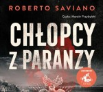 Chłopcy z paranzy. Roberto Saviano - audiobook CD mp3