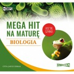 Mega hit na maturę. Biologia - audiobook CD mp3