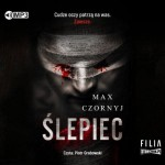 Ślepiec, Max Czornyj - audiobook CD mp3