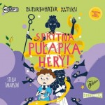 Superbohater z antyku. Tom 2. Sprytna pułapka Hery, Stella Tarakson - audiobook CD mp3