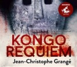 Kongo requiem, Jean-Christophe Grangé - audiobook płyta CD mp3