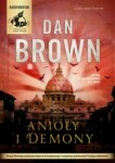 Anioły i demony, Dan Brown - audiobook płyta CD - mp3