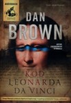 Kod Leonarda da Vinci, Dan Brown - audiobook płyta CD - mp3