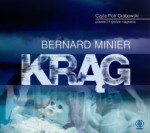 Krąg, Bernard Minier - audiobook płyta CD - mp3