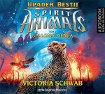 Spirit Animals. Upadek bestii. Tom 2. Spalona ziemia, Victoria Schwab - audiobook płyta CD mp3