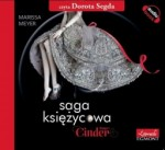 Saga księżycowa. Cinder, Marissa Meyer - audiobook płyta CD - mp3
