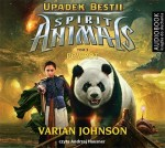 Spirit Animals. Upadek Bestii. Tom 3. Powrót, Varian Johnson - audiobook płyta CD mp3