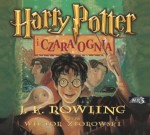 Harry Potter i Czara Ognia, J.K. Rowling - audiobook płyta CD mp3