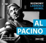 Al Pacino. Rozmowy, Lawrence Grobel - audiobook płyta CD mp3