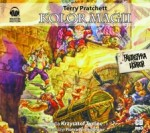 Kolor magii. Świat dysku, Terry Pratchett - audiobook płyta CD - mp3