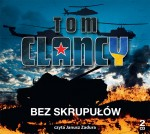 Bez skrupułów, Tom Clancy - audiobook na płycie CD mp3