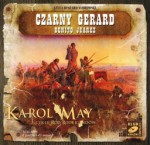Czarny Gerard. Benito Juarez, tom V, Karol May - audiobook płyta CD - mp3