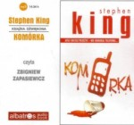 Komórka, Stephen King - audiobook płyta CD - mp3