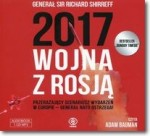2017 Wojna z Rosją, Richard Shirreff - audiobook płyta CD mp3