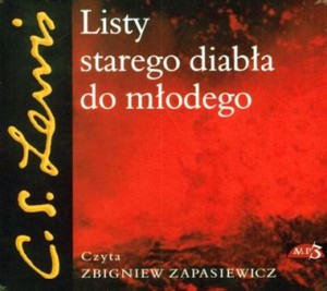 Listy starego diabła do młodego, Clive Staples Lewis - audiobook płyta CD - mp3