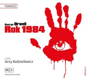 Rok 1984, George Orwell - audiobook CD mp3