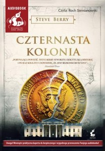 Czternasta kolonia, Steve Berry - audiobook płyta CD mp3