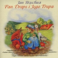 Pan Drops i jego trupa, Jan Brzechwa - audiobook płyta CD - audio