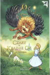Czary w Krainie Oz, L. Frank Baum - audiobook płyta CD mp3
