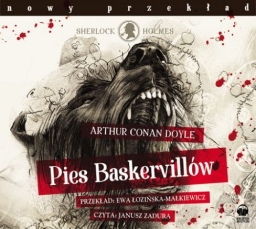 Pies Baskervillów, Artur Conan Doyle - audiobook płyta CD - mp3
