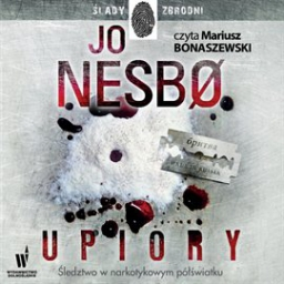 Upiory, Jo Nesbo - audiobook płyta CD mp3