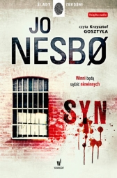 Syn, Jo Nesbo - audiobook płyta CD - mp3