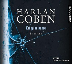 Zaginiona, Harlan Coben - audiobook na płycie CD mp3