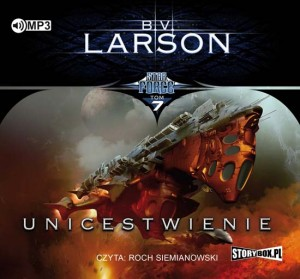 Star Force. Tom 7. Unicestwienie. B.V. Larson - audiobook CD mp3
