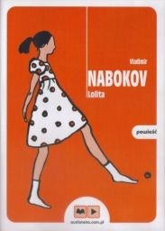 Lolita, Vladimir Nabokow - audiobook płyta CD - mp3