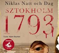 Sztokholm 1793, Natt-och-Dag Niklas - audiobook CD mp3