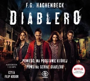 Diablero, F.G. Haghenbeck - audiobook CD mp3