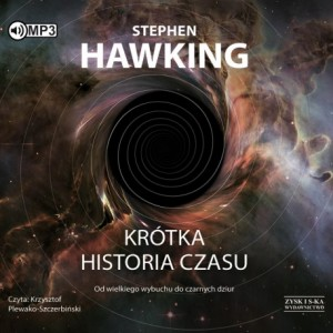 Krótka historia czasu, Stephen Hawking - audiobook CD mp3