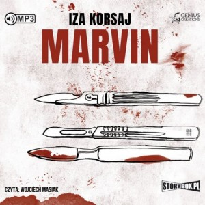Marvin, Iza Korsaj - audiobook CD mp3