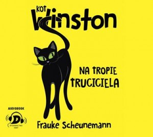 Kot Winston. Na tropie truciciela, Frauke Scheunemann - audiobook CD mp3