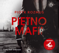 Piętno mafii, Piotr Rozmus - audiobook CD mp3