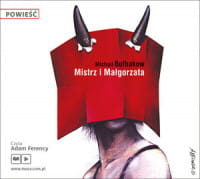 Mistrz i Małgorzata, Michaił Bułhakow - audiobook CD mp3