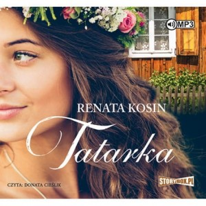 Tatarka, Renata Kosin - audiobook CD mp3