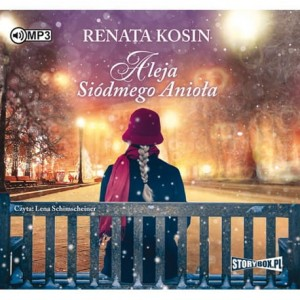 Aleja Siódmego Anioła, Renata Kosin - audiobook CD mp3