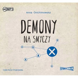 Hera. Tom 3. Demony na smyczy, Anna Onichimowska - audiobook CD mp3