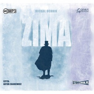 Zima, Michał Ochnik - audiobook CD mp3